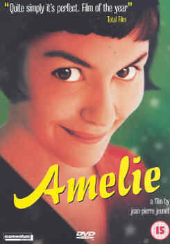 AMELIE (DVD) - Jean-Pierre Jeunet