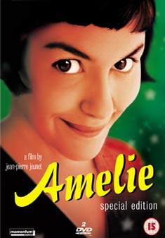 AMELIE-SPECIAL EDITION (DVD) - Jean-Pierre Jeunet