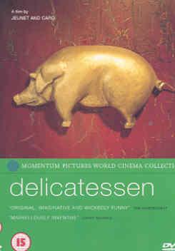 DELICATESSEN (DVD) - Jean-Pierre Jeunet