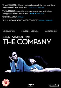 COMPANY (DVD) - Robert Altman