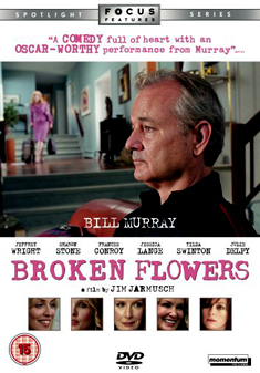 BROKEN FLOWERS (DVD) - Jim Jarmusch
