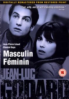 MASCULIN FEMININ (DVD) - Jean-Luc Godard