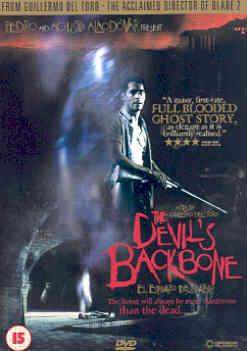 DEVIL'S BACKBONE (DVD)
