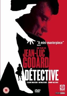 DETECTIVE (DVD) - Jean-Luc Godard