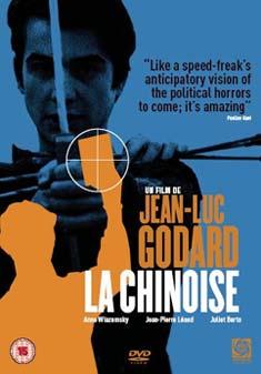 LA CHINOISE (DVD) - Jean-Luc Godard