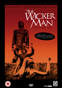 WICKER MAN COLLECTOR'S EDITION (DVD) - Robin Hardy
