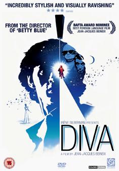 DIVA (DVD) - Jean-Jacques Beineix