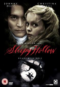 SLEEPY HOLLOW (DVD) - Tim Burton