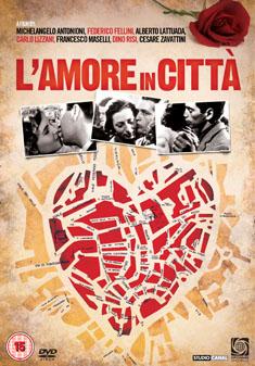 L'AMORE IN CITTA (DVD)