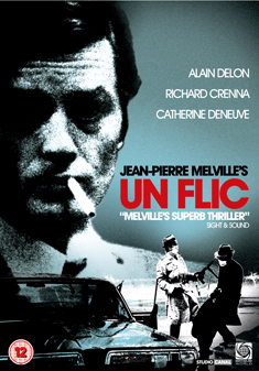 UN FLIC (DVD) - Jean-Pierre Melville