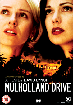 MULHOLLAND DRIVE (SINGLE DISC) (DVD) - David Lynch