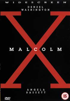 MALCOLM X (DVD) - Spike Lee