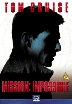 MISSION IMPOSSIBLE (DVD) - Brian De Palma