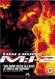 MISSION IMPOSSIBLE 2 (DVD) - John Woo