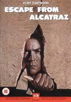 ESCAPE FROM ALCATRAZ (DVD)