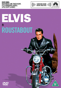 ROUSTABOUT (DVD) - Joh Rich