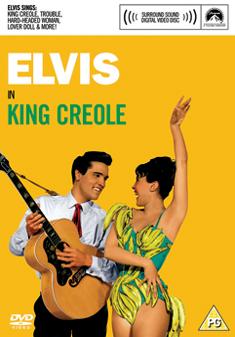 KING CREOLE (DVD) - Michael Curtiz
