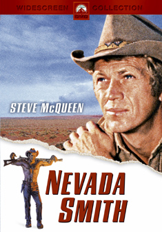 NEVADA SMITH (DVD) - Henry Hathaway