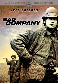BAD COMPANY (JEFF BRIDGES) (DVD) - Robert Benton