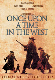 ONCE UPON A TIME IN THE WEST (DVD) - Sergio Leone