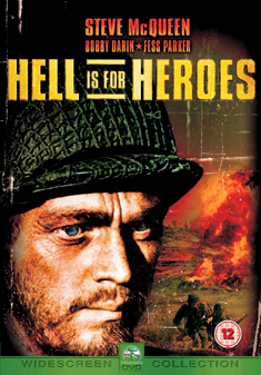 HELL IS FOR HEROES (DVD) - Donald Siegel