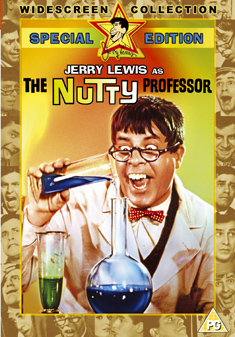 NUTTY PROFESSOR SPECIAL EDITION (DVD) - Jerry Lewis