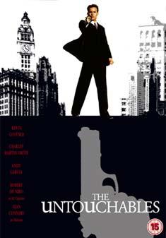 UNTOUCHABLES SPECIAL EDITION (DVD) - Brian De Palma