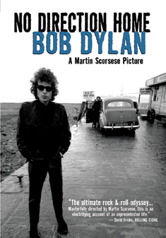 BOB DYLAN-NO DIRECTION HOME (DVD) - Martin Scorsese