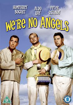 WE'RE NO ANGELS (1955) (DVD)