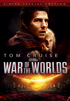 WAR OF THE WORLDS (2005) (DVD) - Steven Spielberg