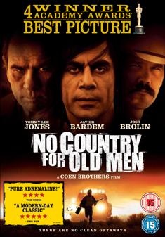NO COUNTRY FOR OLD MEN (DVD) - Joel Coen, Ethan Coen