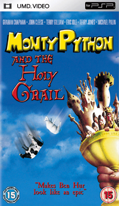MONTY PYTHON HOLY GRAIL       (UMD) - Terry Gilliam, Terry Jones