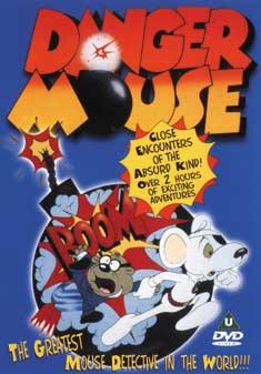DANGER MOUSE-VOL 1 (DVD)