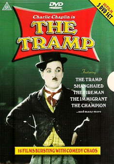 CHARLIE CHAP-TRAMP COLLECTION (DVD) - Charlie Chaplin