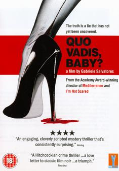 QUO VADIS BABY (DVD)