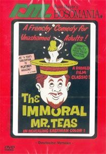 RUSS MEYER - THE IMMORAL MR. TEAS (DVD) - Russ Meyer