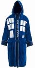 DOCTOR WHO TARDIS BADEMANTEL