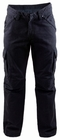 KING KEROSIN DENIM - JEANS HOSE - RED BARON BLACK KEVLAR SCHWARZ