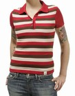 ANGELIKA KNEF GIRLPOLO - RED