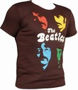 LOGOSHIRT - THE BEATLES SHIRT - FACES - BRAUN