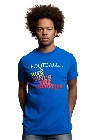 FUSSBALL SHIRT - MENS FOOTBALL IS WAR T-SHIRT