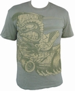 DAVID VICENTE - VINTAGE T-SHIRT - TIKI-RODDER