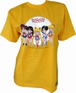 SAILOR MOON SHIRT GELB
