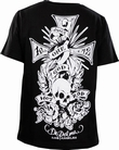 DEPALMA - SKULL CROSS - SHIRT
