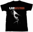 U2 - SHIRT - RATTLE & HUM
