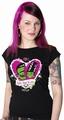 Faith, Hope and Love Girl Shirt