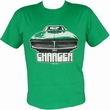TOXICO - CHARGER GR�N - SHIRT