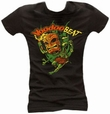 TIKI DANCER BLACK - GIRL SHIRT