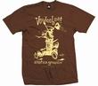 Exotica Groovin Hot Rod -Men Shirt - brown