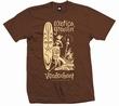 Exotica Groovin Hula - Men Shirt - brown